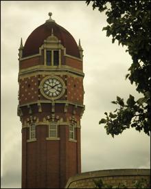 clock tower chelsea michigan